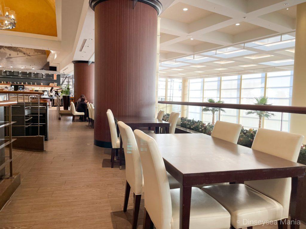 シェラトングランデ東京ベイのカフェ(トスティーナ)の画像