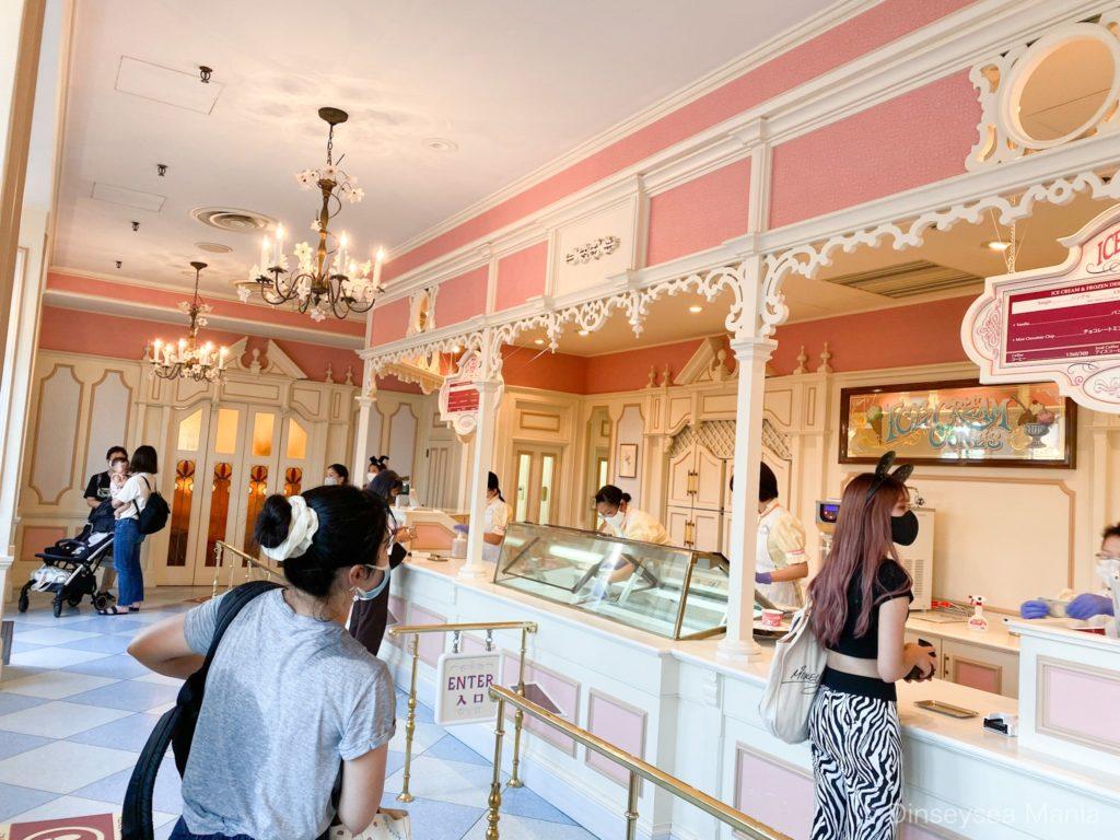 アイスクリームコーン(ディズニーランド)の画像