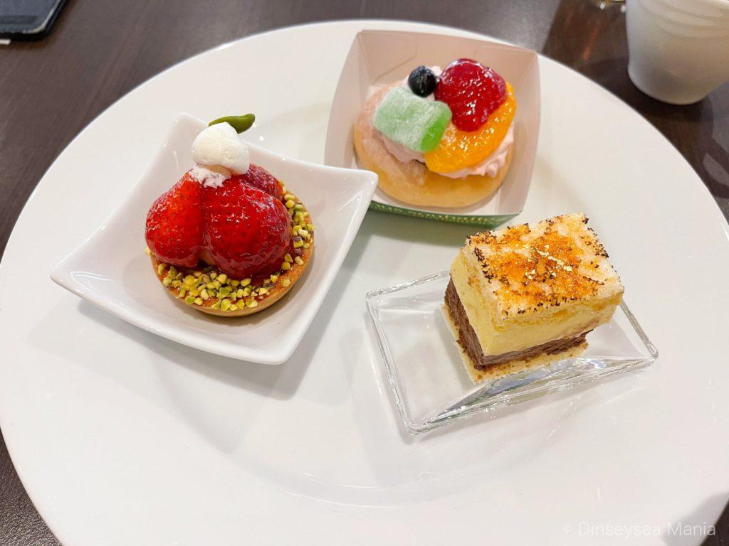 【シェラトングランデ東京ベイ】トスティーナのデザートブッフェの画像